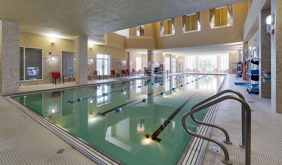 Bulle Rock - Indoor Gutter Pool