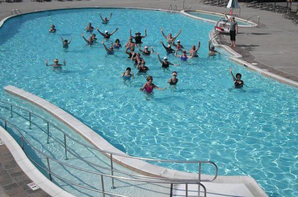 Bulle Rock Outdoor Pool 7